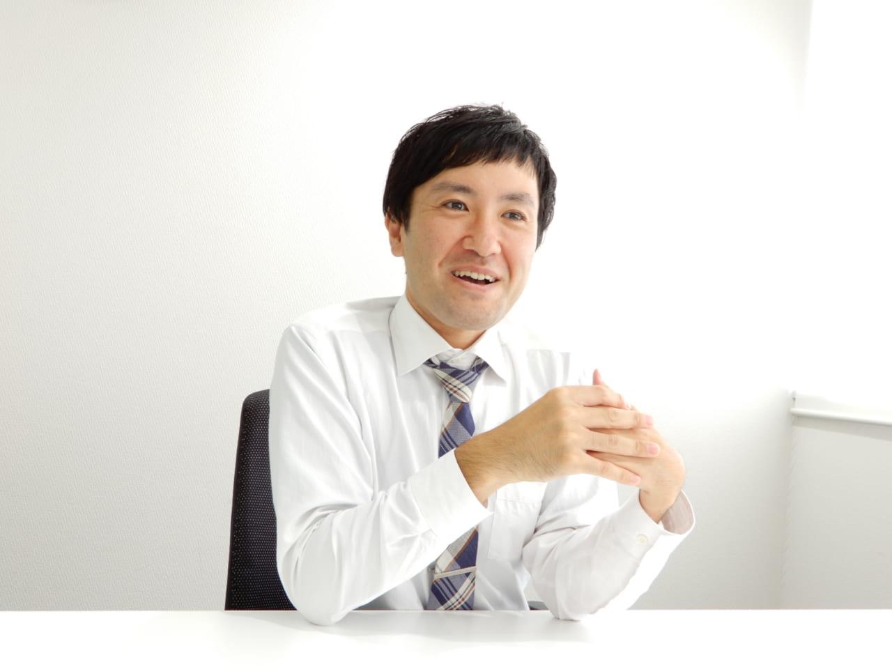 ヒロセ通商広報部東野さん