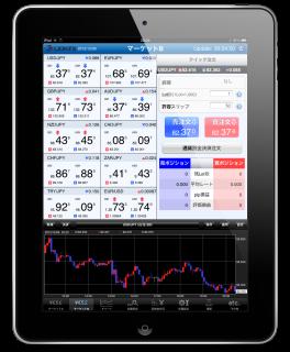 iPad専用アプリ